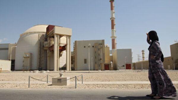 Nhà máy điện hạt nhân Bushehr - Sputnik Việt Nam