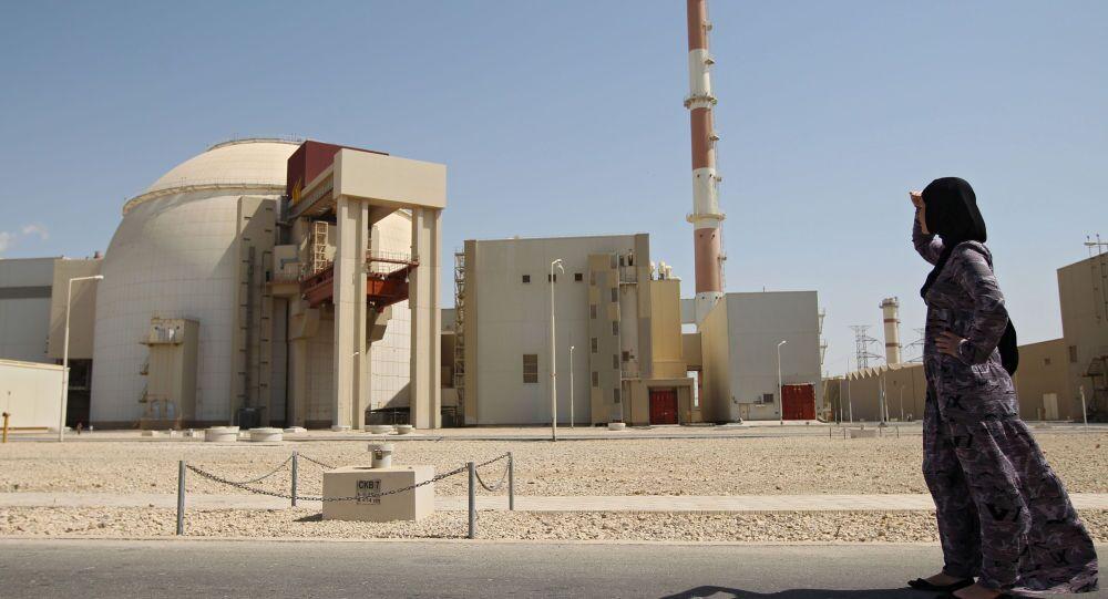 Nhà máy điện hạt nhân Bushehr