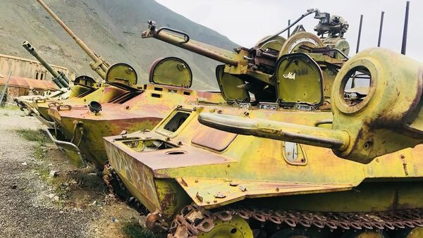vũ khí Nga ở Afghanistan - Sputnik Việt Nam