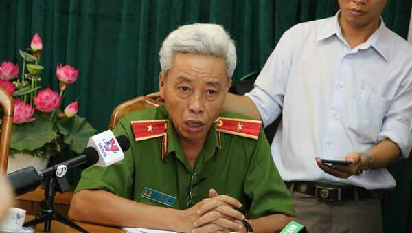 Phan Anh Minh - Sputnik Việt Nam