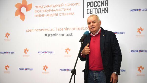 Dmitry Kiselev - Sputnik Việt Nam
