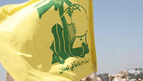 Flag of Hezbollah - Sputnik Việt Nam