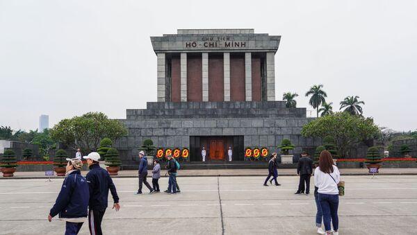 Мавзолей Хо Ши Мина в Ханое - Sputnik Việt Nam