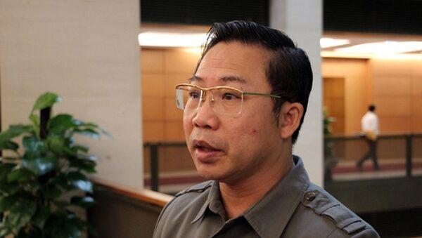 Đại biểu Quốc hội Lưu Bình Nhưỡng, Ủy viên Thường trực Ủy ban về các vấn đề của xã hội. - Sputnik Việt Nam
