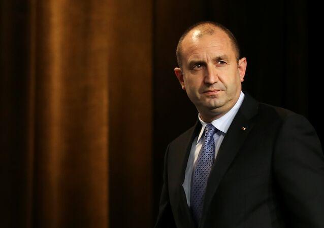Tổng thống Bulgaria Rumen Radev