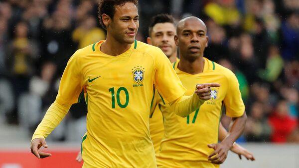 Tiền đạo Brazil Neymar - Sputnik Việt Nam