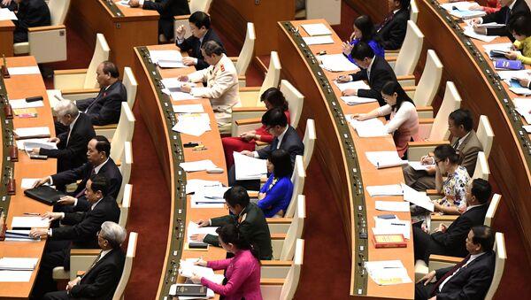 Quốc hội khóa XIV - Sputnik Việt Nam