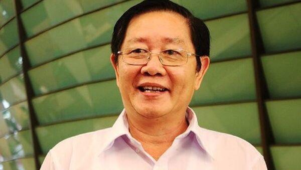 Bộ trưởng Nội vụ - Sputnik Việt Nam