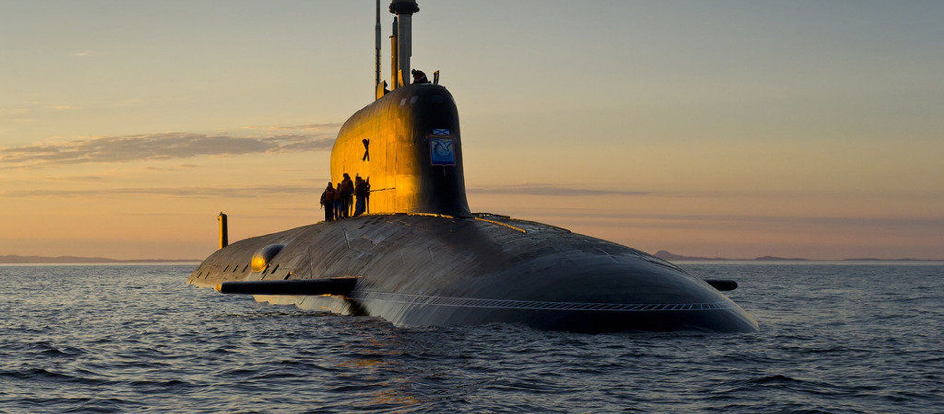 tàu ngầm hạt nhân «Yasen-M» của Nga - Sputnik Việt Nam, 1920, 19.01.2021