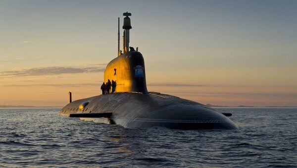 tàu ngầm hạt nhân «Yasen-M» của Nga - Sputnik Việt Nam