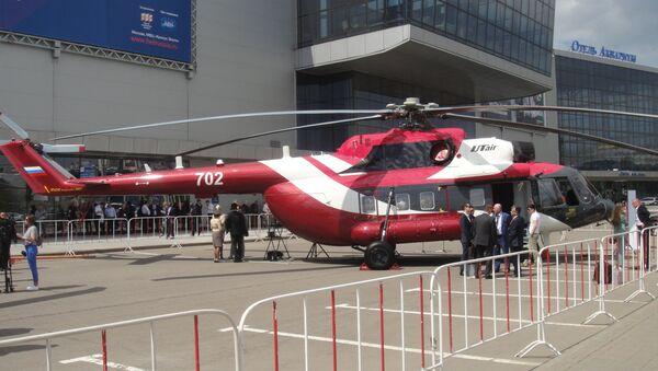 Máy bay trực thăng dân dụng đa mục đích Mi-171A2 - Sputnik Việt Nam