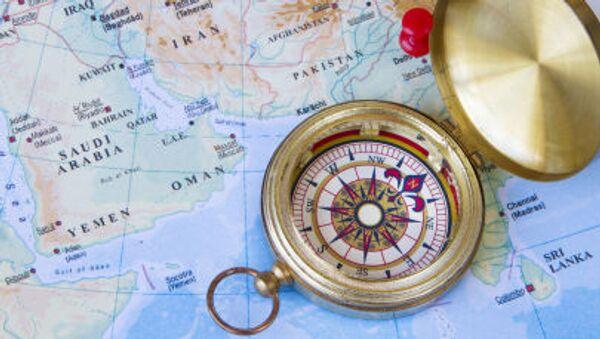 Trung Đông - Sputnik Việt Nam