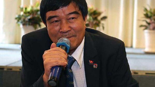 Phó Chủ tịch VFF Nguyễn Xuân Gụ - Sputnik Việt Nam