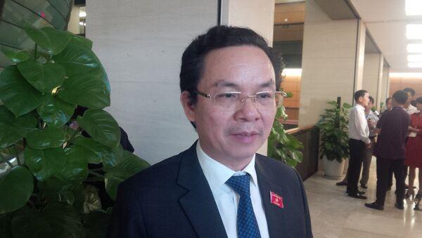ĐBQH Hoàng Văn Cường - Sputnik Việt Nam
