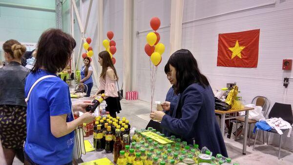Сuộc triển lãm đa ngành Việt Nam-Expo-Siberia - Sputnik Việt Nam