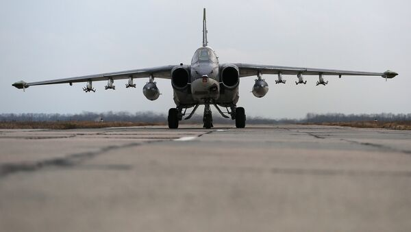Máy bay Nga Su-25 - Sputnik Việt Nam