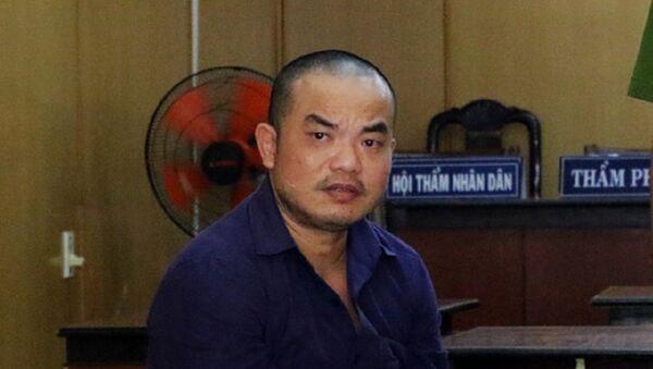 Đại gia Nguyễn Đức Dũng bị tuyên tổng cộng mức án 30 năm tù. - Sputnik Việt Nam