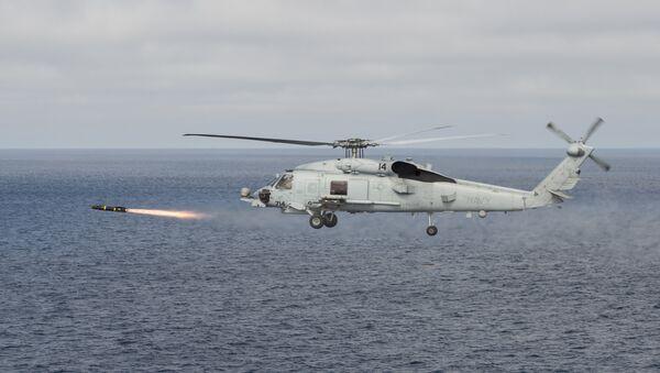 Trực thăng MH-60R Seahawk - Sputnik Việt Nam