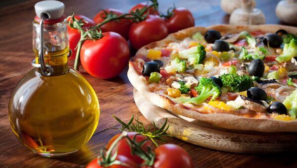 Пицца с овощами - Sputnik Việt Nam