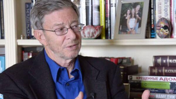 Giáo sư Mỹ, chuyên gia về Nga Steven Cohen - Sputnik Việt Nam