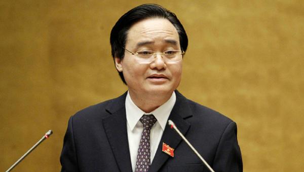 Bộ trưởng Bộ Giáo dục - đào tạo Phùng Xuân Nhạ - Sputnik Việt Nam