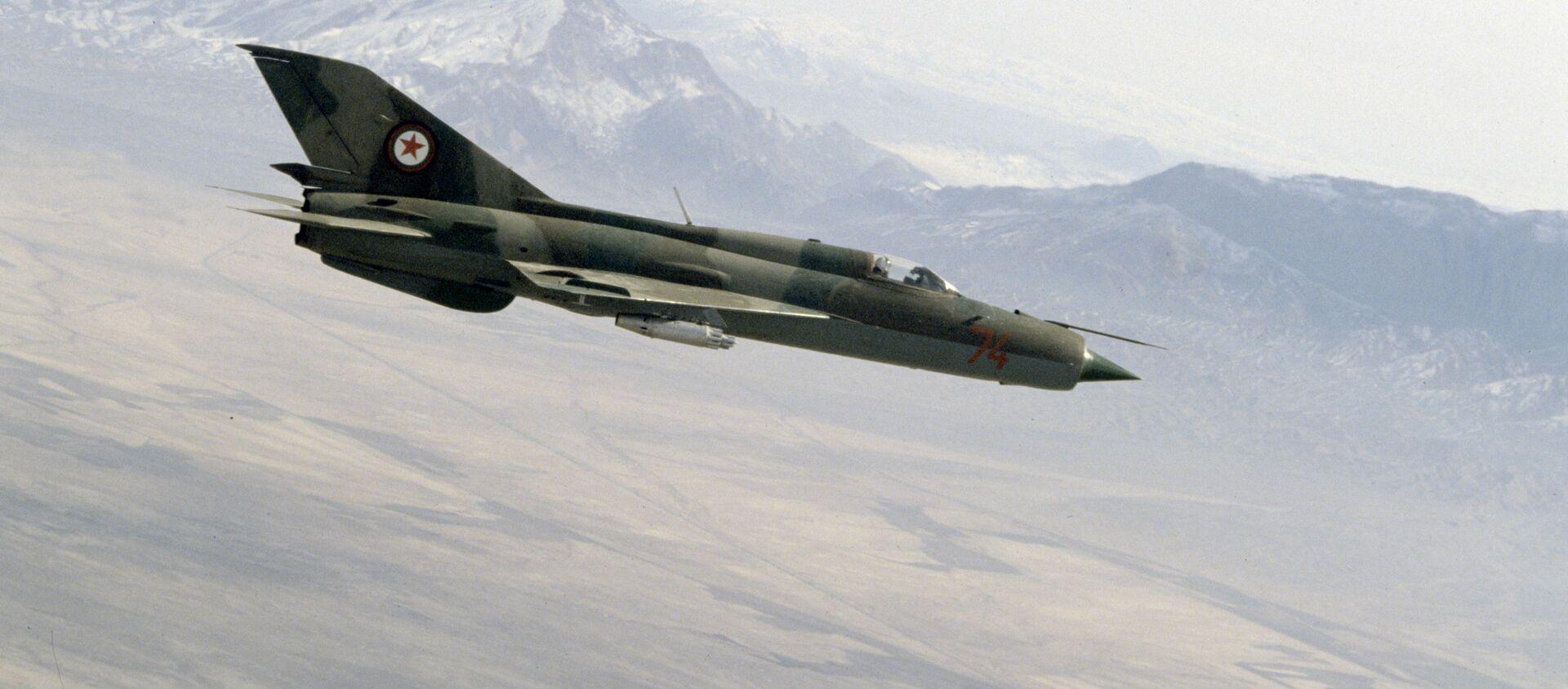 MiG-21 - Sputnik Việt Nam, 1920, 17.12.2018