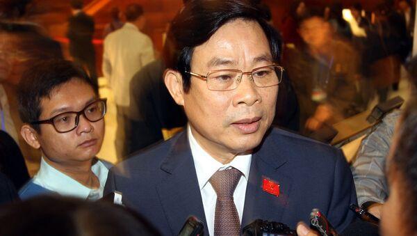 Ông Nguyễn Bắc Son - Sputnik Việt Nam