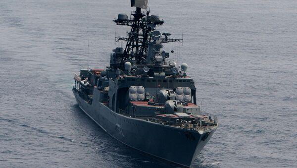 Đô đốc Vinogradov - Sputnik Việt Nam