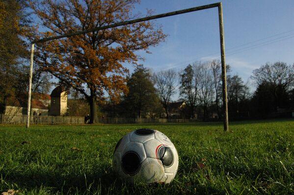 Khung thành bóng đá ở Cộng hòa Séc - Sputnik Việt Nam