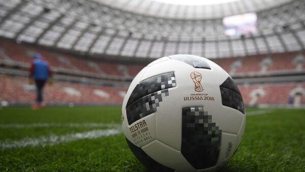 Quả bóng chính thức của World Cup 2018 - Sputnik Việt Nam