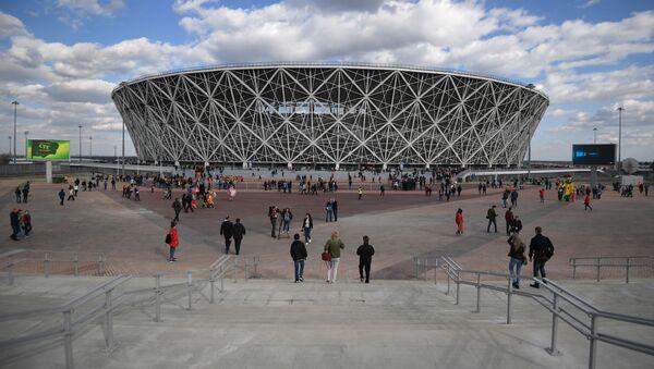 Volgogrrad Arena - Sputnik Việt Nam