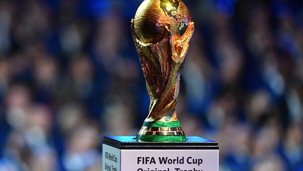 World Cup 2018 - Sputnik Việt Nam