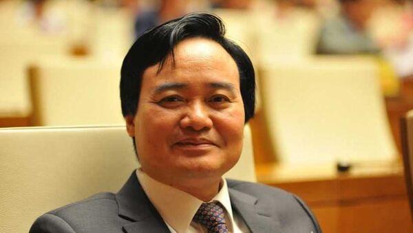 Bộ trưởng Phùng Xuân Nhạ - Sputnik Việt Nam