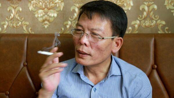 Trung tá Nguyễn Mạnh Hưng, cựu thành viên H88 - Sputnik Việt Nam