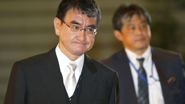 Ngoại trưởng Nhật Bản - Sputnik Việt Nam