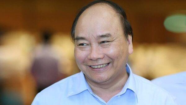 Thủ tướng Nguyễn Xuân Phúc. - Sputnik Việt Nam