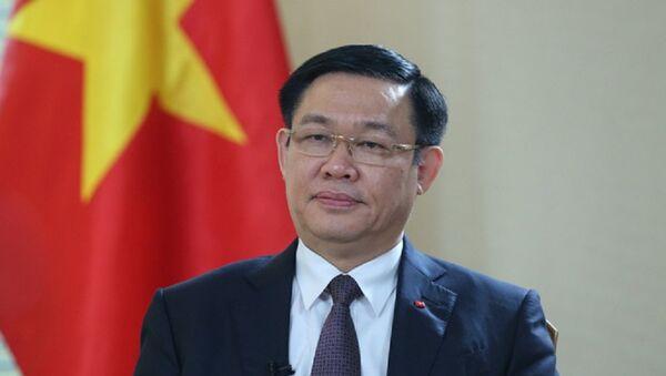 Phó Thủ tướng Vương Đình Huệ - Sputnik Việt Nam