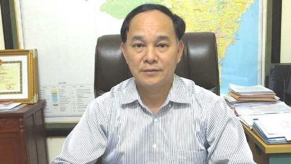 Ông Lê Như Tuấn – Giám đốc Sở NN&PTNT Thanh Hóa - Sputnik Việt Nam