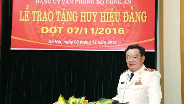 Thượng tướng Nguyễn Khánh Toàn - Sputnik Việt Nam