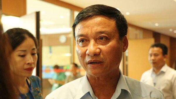 ĐBQH Bùi Văn Xuyền - Sputnik Việt Nam