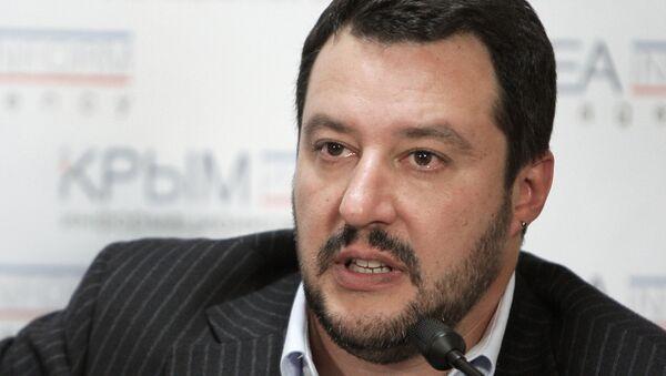 Matteo Salvini - Sputnik Việt Nam