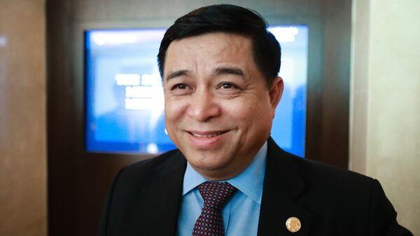 Bộ trưởng Nguyễn Chí Dũng - Sputnik Việt Nam