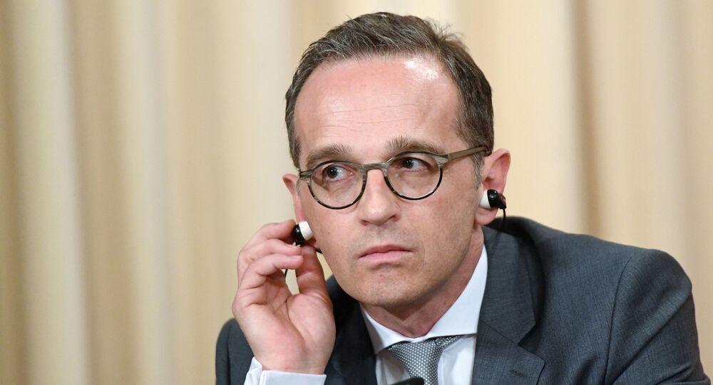 Ngoại trưởng Đức Heiko Maas