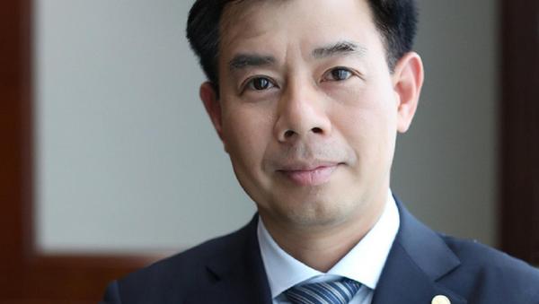Ông Nguyễn Việt Quang - Phó chủ tịch kiêm Tổng giám đốc Tập đoàn Vingroup - Sputnik Việt Nam