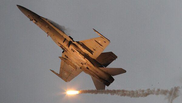 Máy bay chiến đấu F/A-18 - Sputnik Việt Nam