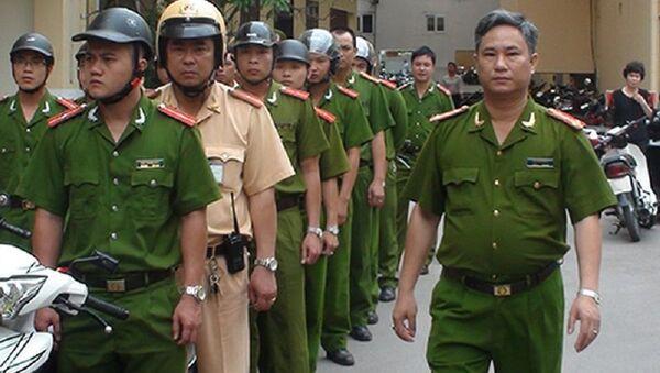 Đại tá Lê Hồng Thắng - Sputnik Việt Nam