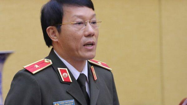 Thiếu tướng Lương Tam Quang. - Sputnik Việt Nam