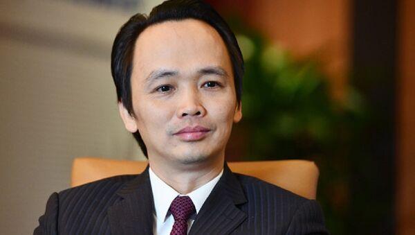 Trịnh Văn Quyết - Sputnik Việt Nam