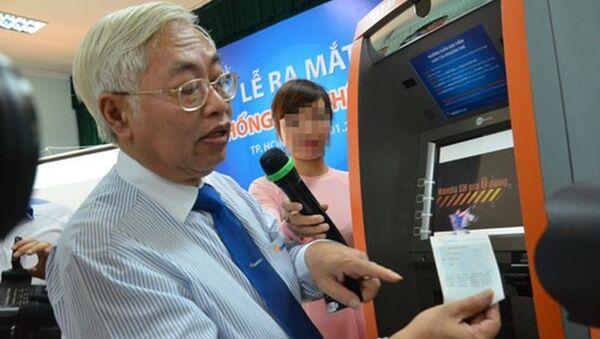 Nguyên tổng giám đốc DongA Bank Trần Phương Bình - Sputnik Việt Nam