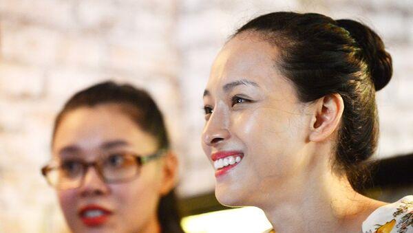 Hoa hậu Phương Nga - Sputnik Việt Nam